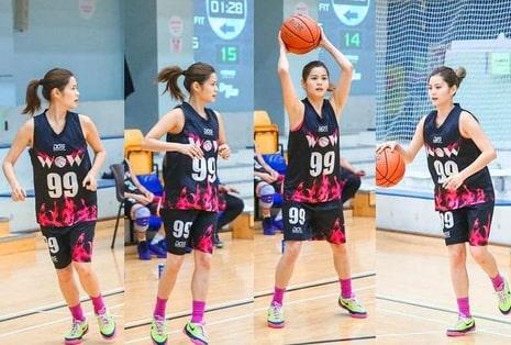 lợi ích của việc chơi bóng rổ
