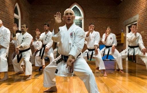 cách  học karate