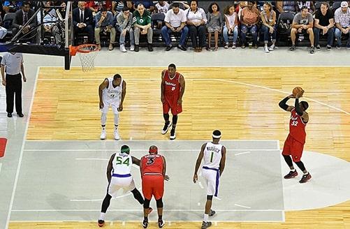 luật ném phạt bóng rổ
